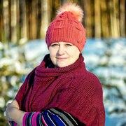 Анна, 59 лет, Телец