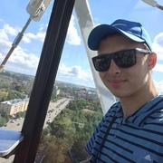 Andrei 26 лет (Овен) Усинск