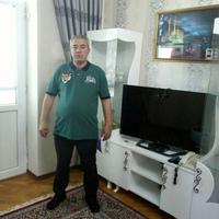 Габиль Исмайлов, 53 года, Козерог, Санкт-Петербург