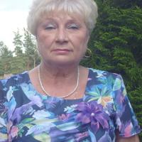 Нина, 72 года, Телец, Санкт-Петербург
