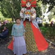 ОЛЬГА, 67, г.Александров