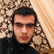Зубайр Кантаев, 22, г.Грозный