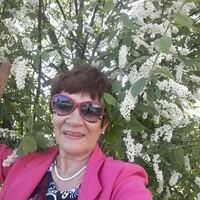 Любовь, 68 лет, Рак, Екатеринбург