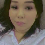 Алина 18 лет (Скорпион) Бишкек