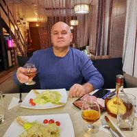 Евгений, 58 лет, Рак, Луга