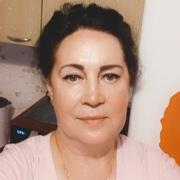 Ольга 54 года (Близнецы) Петрозаводск