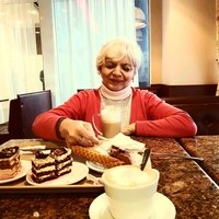 Лариса, 63 года, Стрелец, Санкт-Петербург