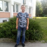 Дмитрий 36 лет (Овен) Пинск