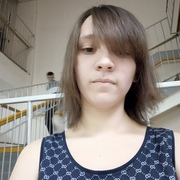 Настюша, 19, г.Сарапул