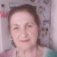 Мария, 78 лет, Телец, Иркутск