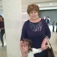 Эльмира, 64 года, Близнецы, Санкт-Петербург