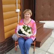Светлана 52 года (Рак) Дмитров
