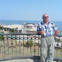 Владимир, 67 лет, Скорпион, Могилёв