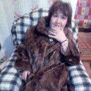 Татьяна 63 года (Рак) хочет познакомиться в Половинном