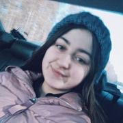 Виолетта, 17, г.Санкт-Петербург