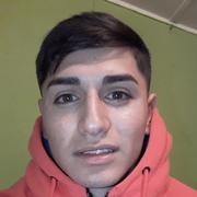 Cristian Andres 25 Сантьяго
