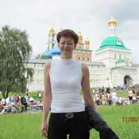 Светлана, 52 года, Овен, Городок
