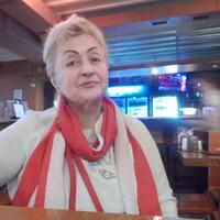ГАЛИНА, 71 год, Рыбы, Калининград
