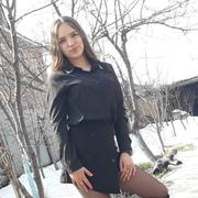 Милана, 18, г.Алматы́