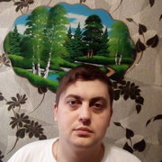 владимир 37 лет (Рыбы) Болхов
