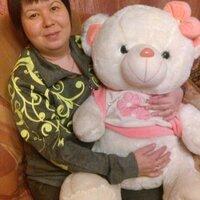 Галинa, 41 год, Телец, Красноярск