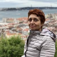 Лидия, 69 лет, Весы, Москва