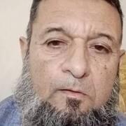 Qahir 💙 💚 58 лет (Скорпион) на сайте знакомств Карачи