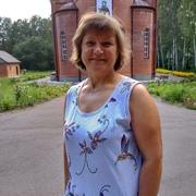 Галина 58 лет (Скорпион) хочет познакомиться в Мценске