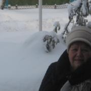 Валентина, 68, г.Камбарка