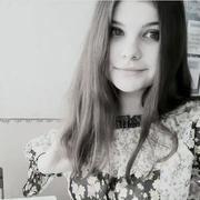Кристина 18 лет (Водолей) Докшицы