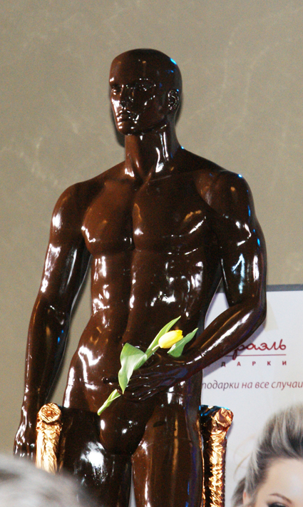 просто фото парень в шоколаде для тебя