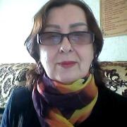 Ирина Ивановна Касимо, 69, г.Махачкала