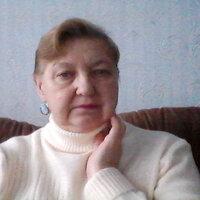 Тамара, 64 года, Рак, Луга