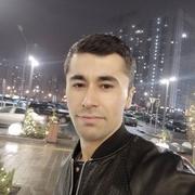 Jafar Nurov 33 Москва