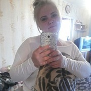 Оксана, 25, г.Чусовой