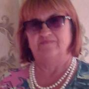 галина, 65, г.Анапа