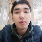 Знакомства в Ясном с пользователем Азамат 20 лет (Весы)