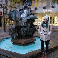 Аня, 22 года, Телец, Киев