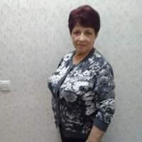 ГАЛИНА, 71 год, Рыбы, Москва
