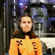 Элина, 18, г.Южно-Сахалинск