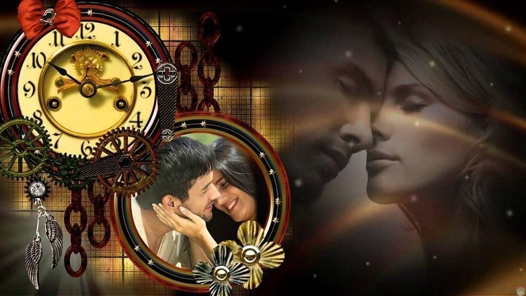 Время и любовь в картинка