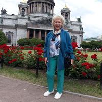 Зоя, 65 лет, Овен, Санкт-Петербург