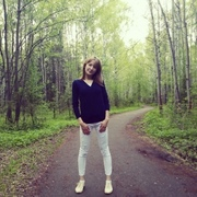 Анастасия, 22, г.Верещагино