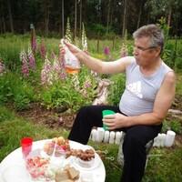 FILORARU, 60 лет, Лев, Зеленоград
