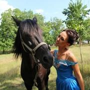 Сабрина из Первомайска желает познакомиться с тобой