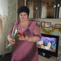 Татьяна, 61 год, Весы, Юрга