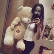 Анастасия 24 года (Телец) Алматы́