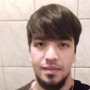 Ибрагим Джуманиязов, 25, г.Санкт-Петербург