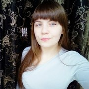 Ангелина Цидоркова, 20, г.Тихвин