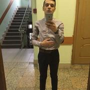 Евгений 27 лет (Дева) Москва